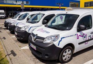 Auta dostawcze na minuty także w Bydgoszczy, Lublinie i Łodzi