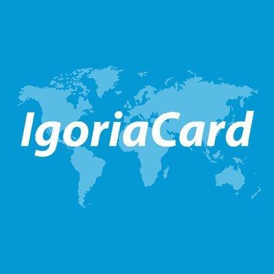 IgoriaCard - karta wielowalutowa od Igoria Trade.