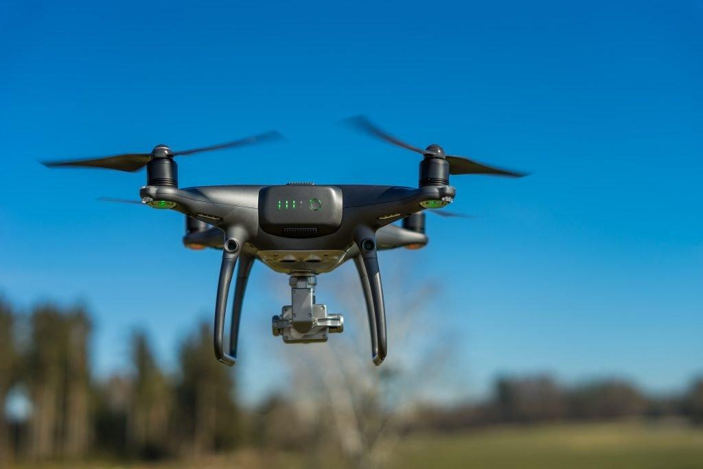 Allegro będzie dostarczać paczki dronami?