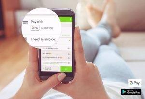 Płatności Google Pay w aplikacji FlixBusa