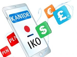 PKO Bank Polski chwali się transakcyjnością kantoru internetowego