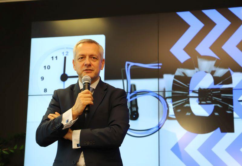 Marek Zagórski - minister cyfryzacjio technologii 5G i telekomunikacji w Polsce