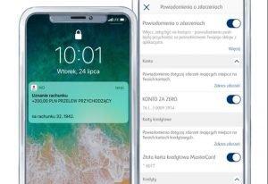 Nowości w aplikacji IKO. Powiadomienia push na systemy iOS