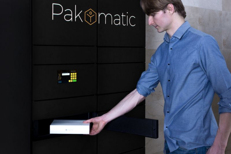 Pakomatic Concierge 4