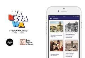 Przespaceruj się po Warszawie z 1918 roku