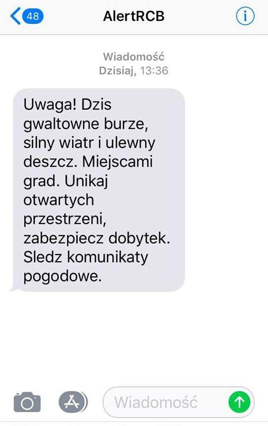 Burza-SMS
