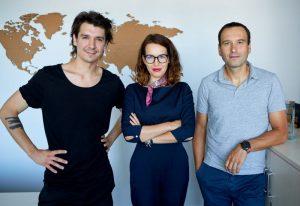 Maciej Gastoł - Going., Ewa Szmidt-Belcarz - Empik, Szymon Bujalski - Empik