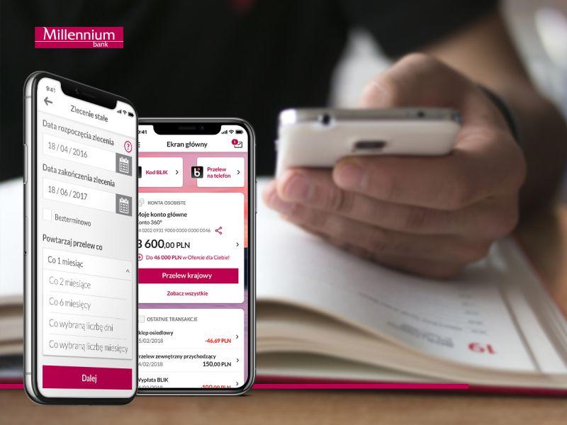 NOWOŚĆ: W aplikacji Banku Millennium zapłacisz za parkowanie w Warszawie » Fintek.pl