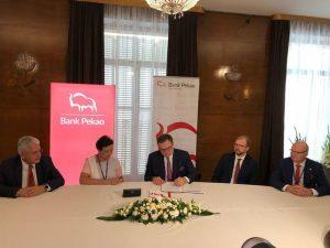 Bank Pekao nawiązuje współpracę z Microsoftem