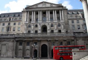 Bank of England wyzwanie