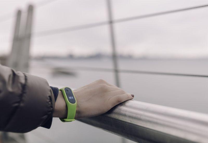 Fitbit Pay w BZ WBK już od października