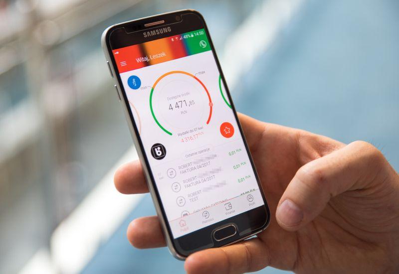 mBank testuje biometrię behawioralną