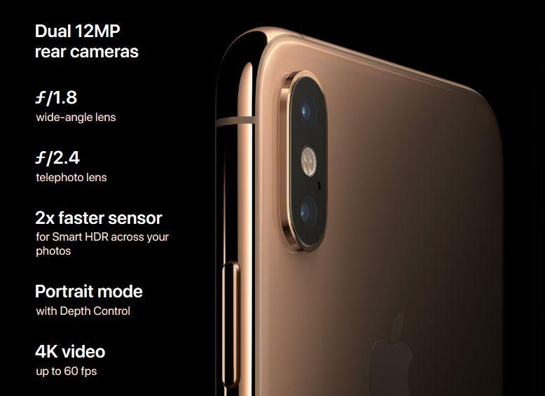 iPhone-Xs-aparat