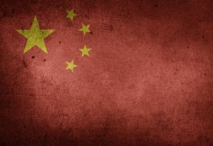 National Flag China Grunge Asia Flag Prc