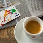 Debetowe karty Visa z funkcją wielowalutową