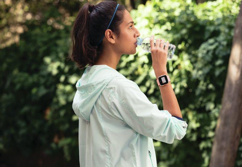Fitbit Pay w Santander Bank Polska