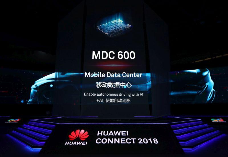 HUAWEI CONNECT 2018 - Huawei chce przyśpieszyć rozwój samochodów autonomicznych