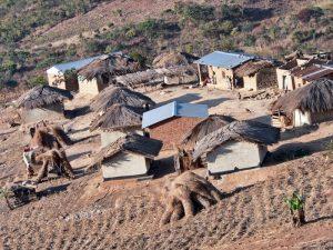 Obóz w Malawi