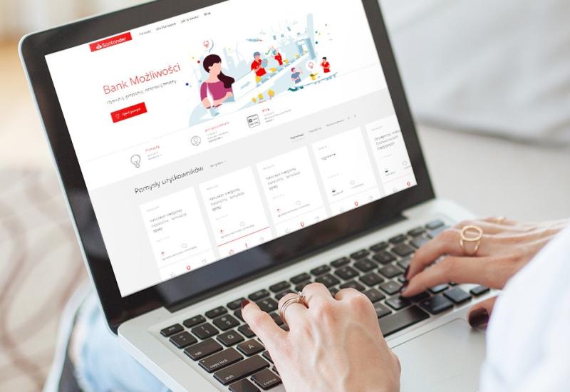 Santander wprowadza zmiany w bankowości internetowej