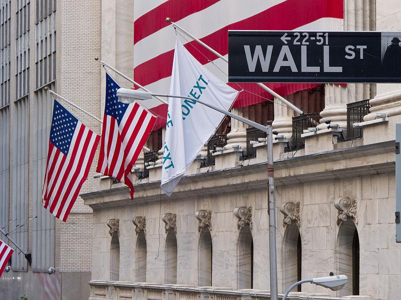 Wielkie spadki na Wall Street. Konflikt z Chinami odbija się czkawką