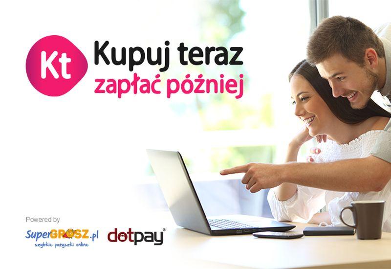 Odroczone płatności - firmy pożyczkowe wchodzą do e-commerce