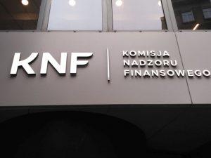 Oświadczenie KNF w sprawie publikacji Gazety Wyborczej