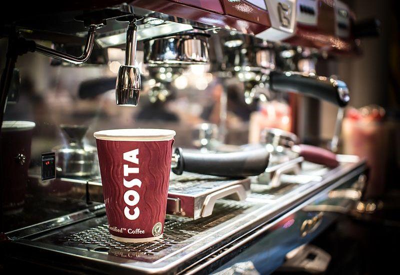 Nowość w Costa Coffee. Za kawę zapłacisz kubkiem