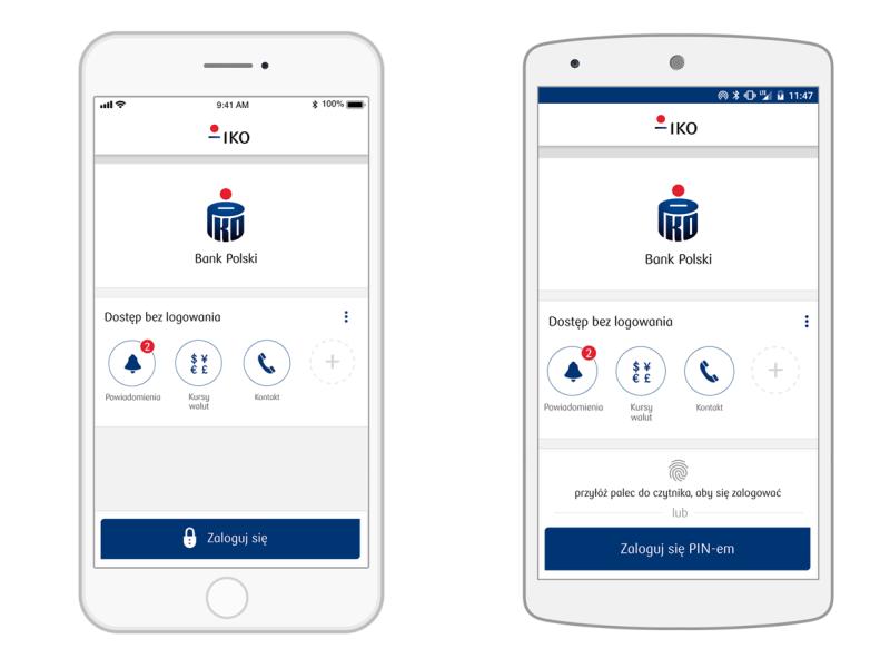 Mobilna autoryzacja w PKO Banku Polskim coraz bliżej