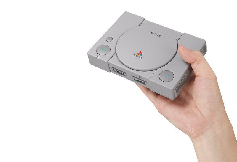 Powrót do przeszłości. PlayStation Classic zadebiutuje już 3 grudnia