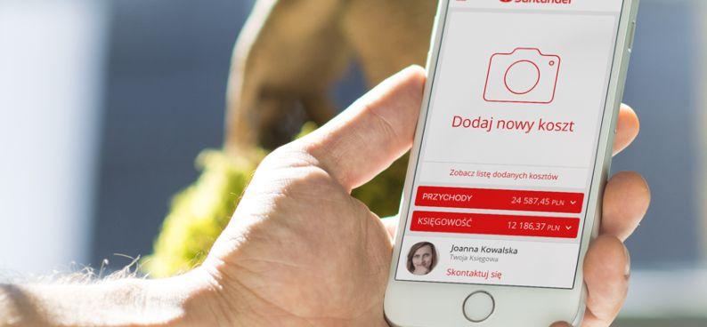 eKsięgowość - co oferuje Santander i inFakt?