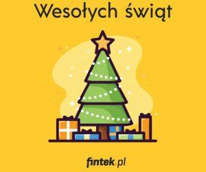 Świąteczne życzenia od redakcji Fintek.pl