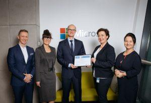PKO Bank Polski z kolejnym certyfikatem od Microsoft