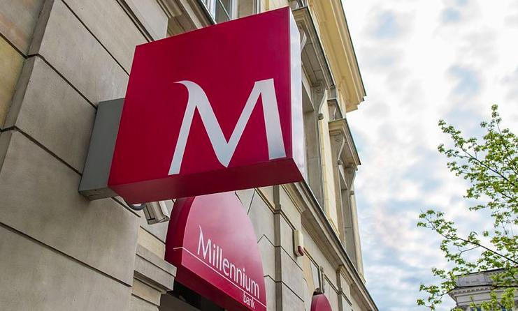 Bank Millennium udostępnia nowy serwis transakcyjny dla pierwszych klientów