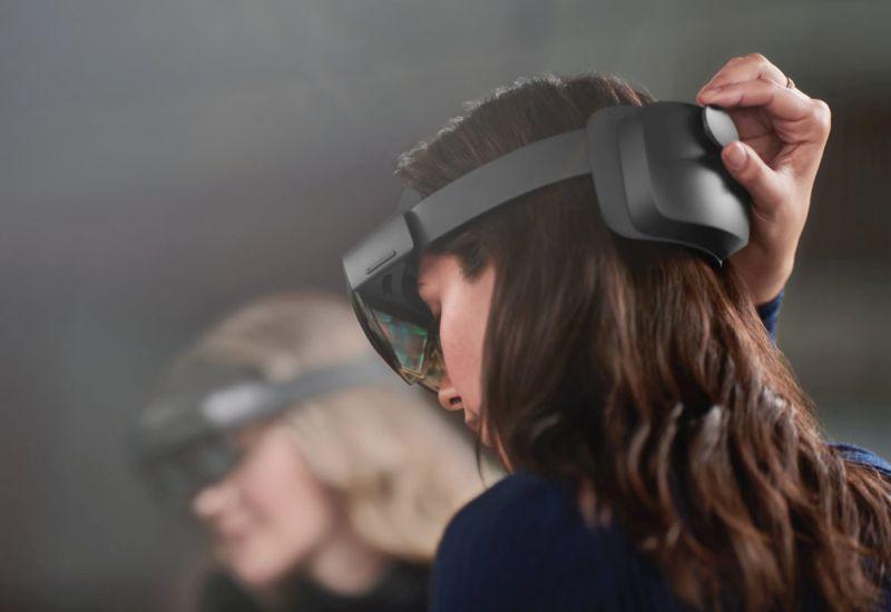MWC 2019: Microsoft pokazał gogle HoloLens 2