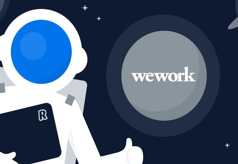 Revolut nawiązuje współpracę z WeWork