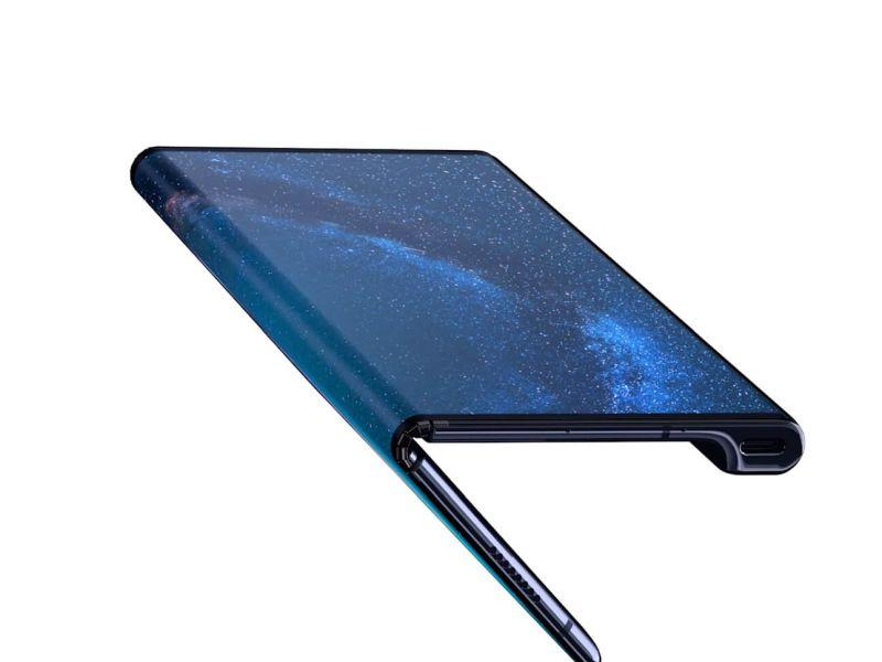 W 2019 roku sprzeda się niecałe 2 mln smartfonów ze składanym ekranem