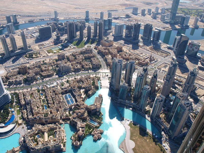 BLIKIEM zapłacisz w Dubaju. System trafi do Zjednoczonych Emiratów Arabskich