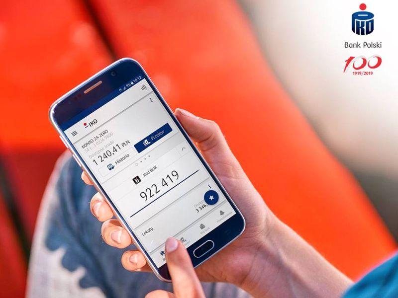 Nowa funkcja w iPKO. PKO Bank Polski odświeży fundusze inwestycyjne