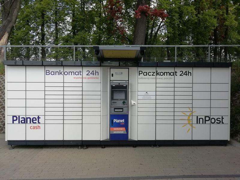 InPost wprowadza BankoPaczkomaty