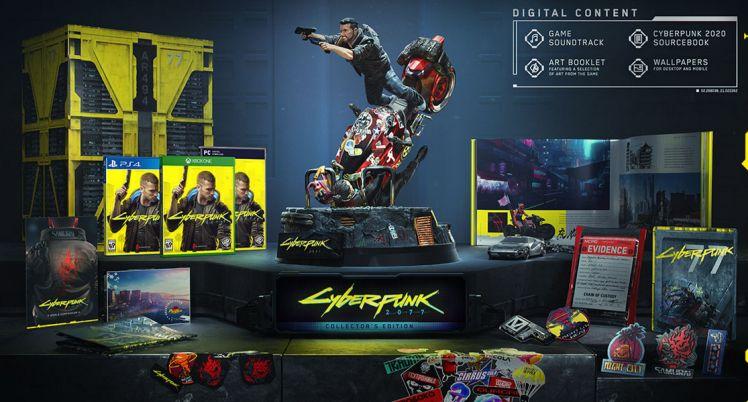Ruszyła przedsprzedaż Cyberpunk 2077. Duży sukces CD Projekt na targach E3