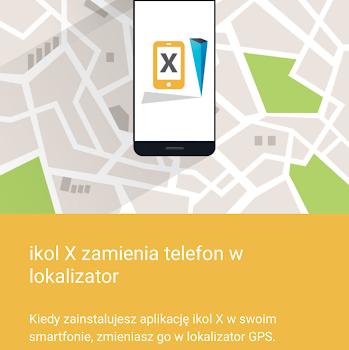Aplikacja ikol X