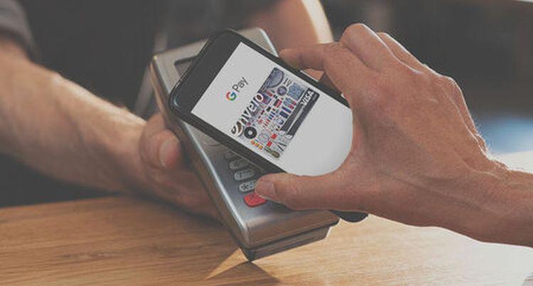 Google Pay w Banku Pocztowym i EnveloBanku