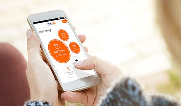 Zmiany w aplikacji mobilnej i bankowości internetowej ING Banku Śląskiego