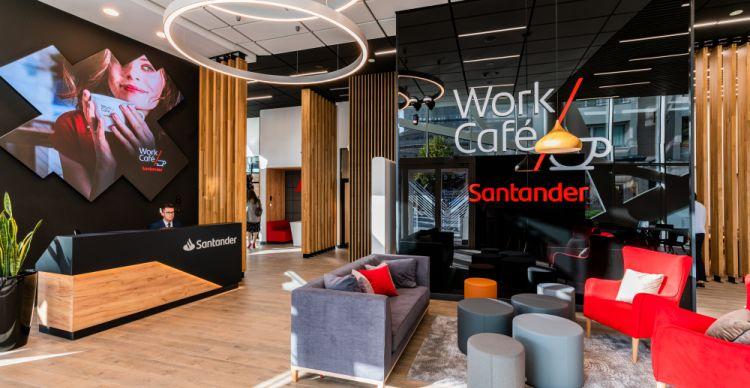 Bankowy oddział w kawiarni. Nowa placówka Santandera już otwarta