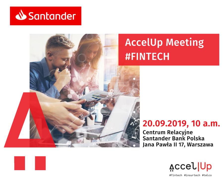 Santander AccelUp