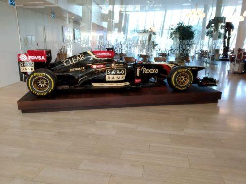 Saxo F1