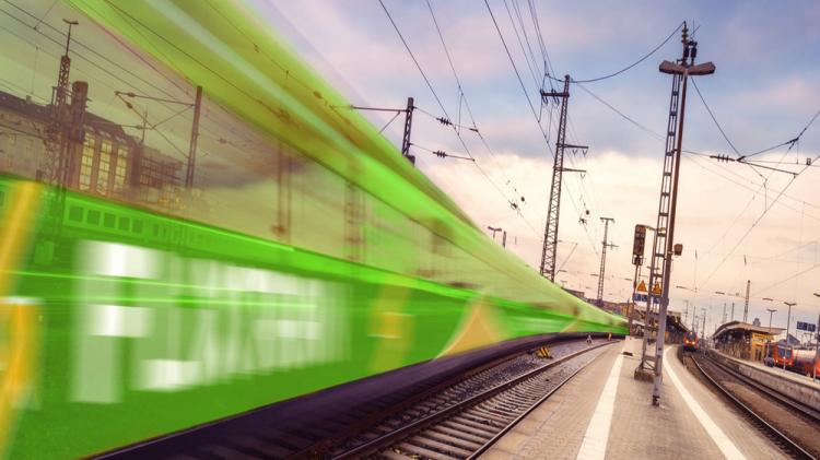 Już nie tylko autobusy. W Szwecji debiutują zielone pociągi FlixTrain