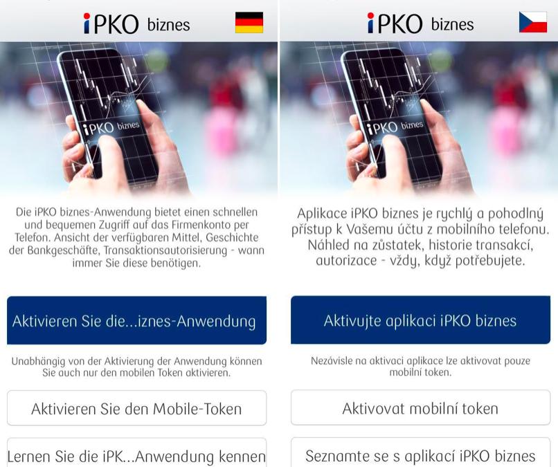 PKO BP Niemcy i Czechy