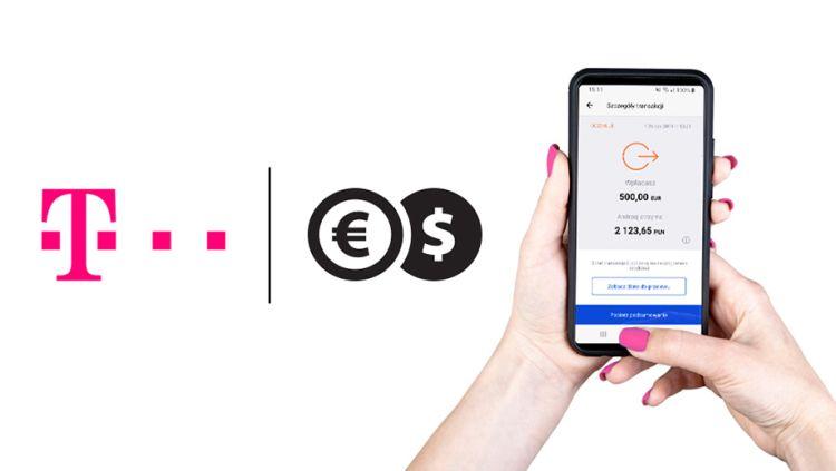 T-Mobile będzie promował aplikację Cinkciarz.pl. Firmy nawiązują współpracę