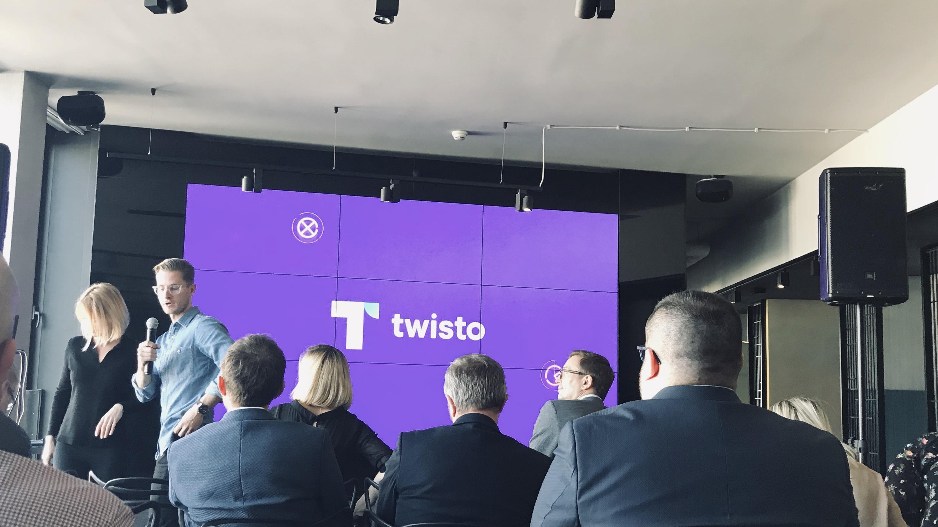 Twisto konferencja